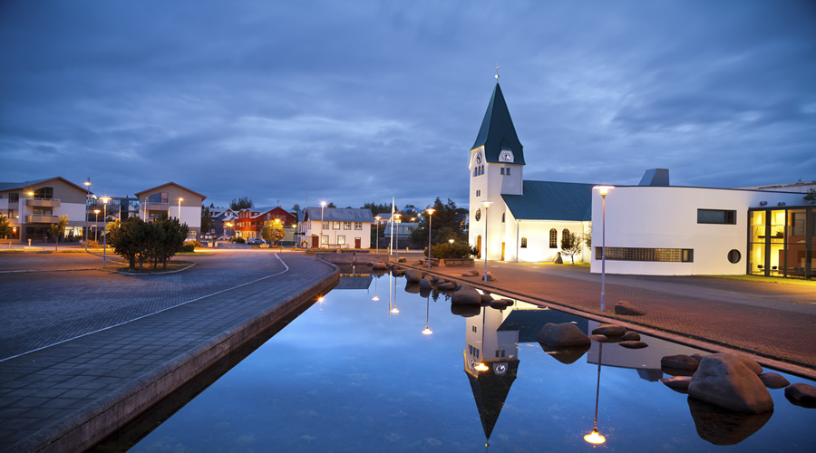 Short City Break to Summer & Iceland