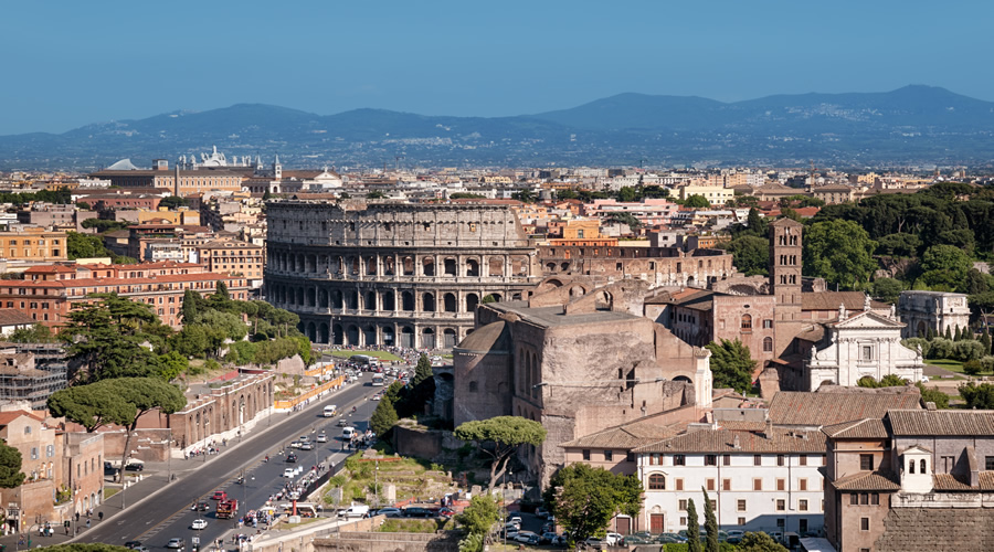 Rome and Pompeii School Trip History & Leisure Tour Holiday