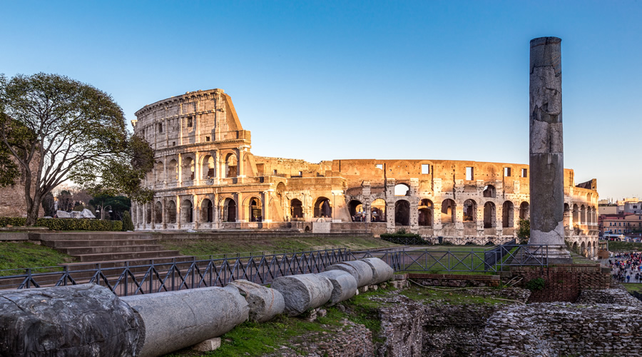 History & Leisure Tour to Rome and Pompeii School Trip