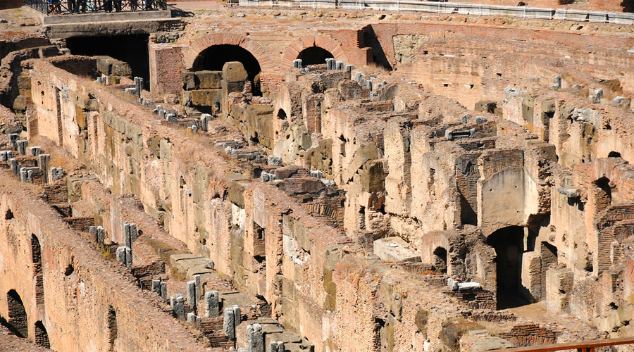 Rome and Pompeii School Trip History & Leisure Tour