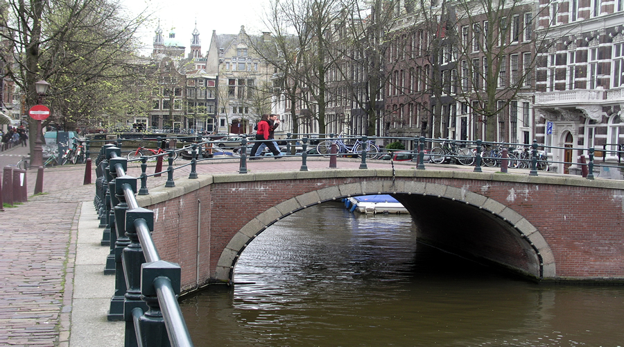 Amsterdam City Break Holiday