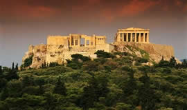 Athens and Istanbul City Break Holiday