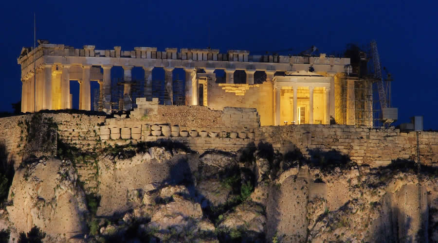 Athens Istanbul City Break Holiday