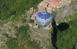 Hot Air Balloon Flight Barcelona City Break