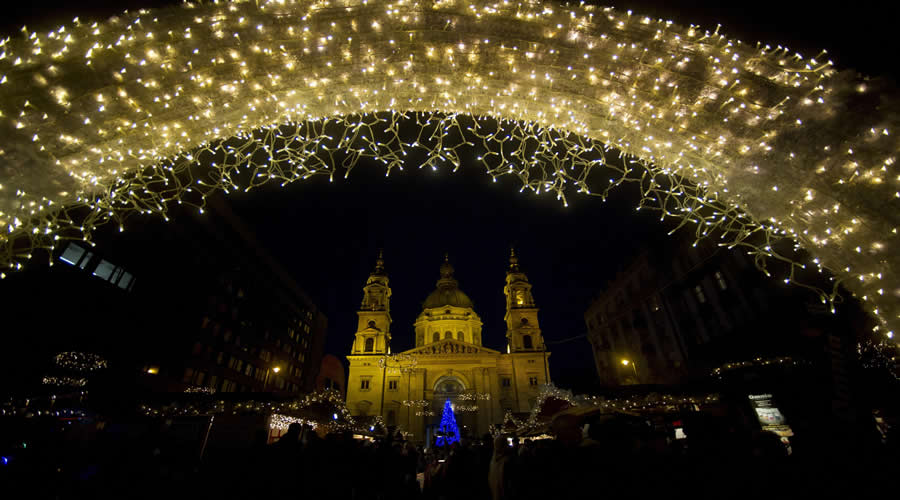 Budapest Christmas Markets Short Break