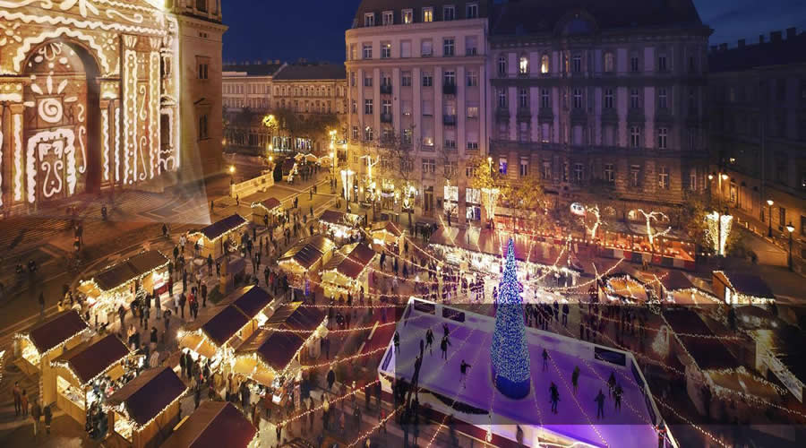 Budapest Christmas Markets City Break Holiday