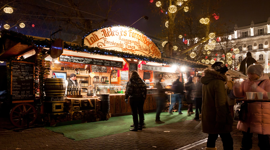 City Break to Budapest Christmas Markets