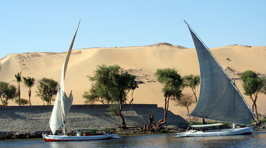 History & Leisure Tour to Nile Cruise & Luxor