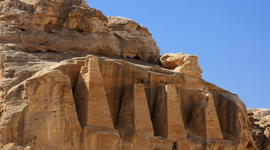 Jordan Amman & Petra History & Leisure Tour Holiday