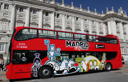 Madrid City Break - Bus Tour