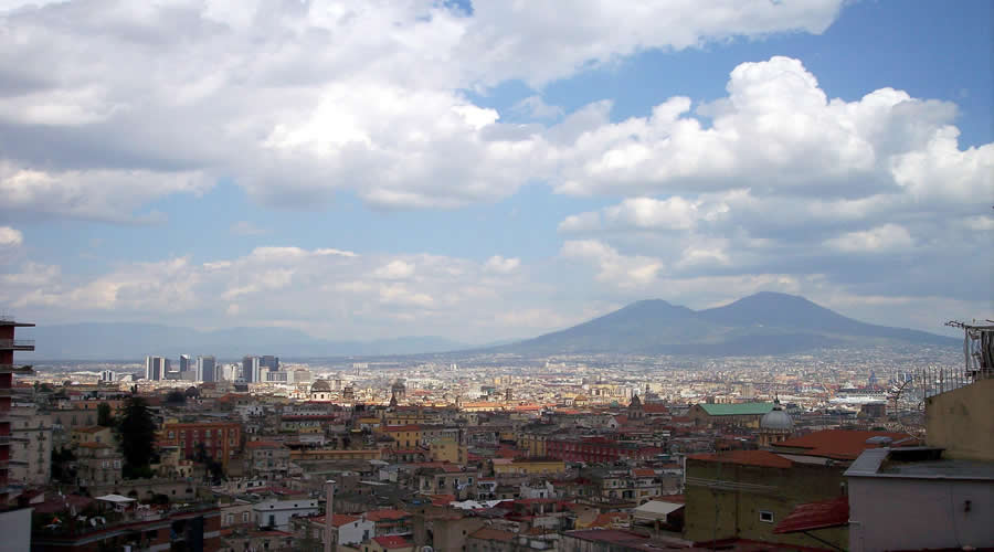 Naples & Rome City Break
