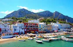 Capri Island Day Tour Naples City Break