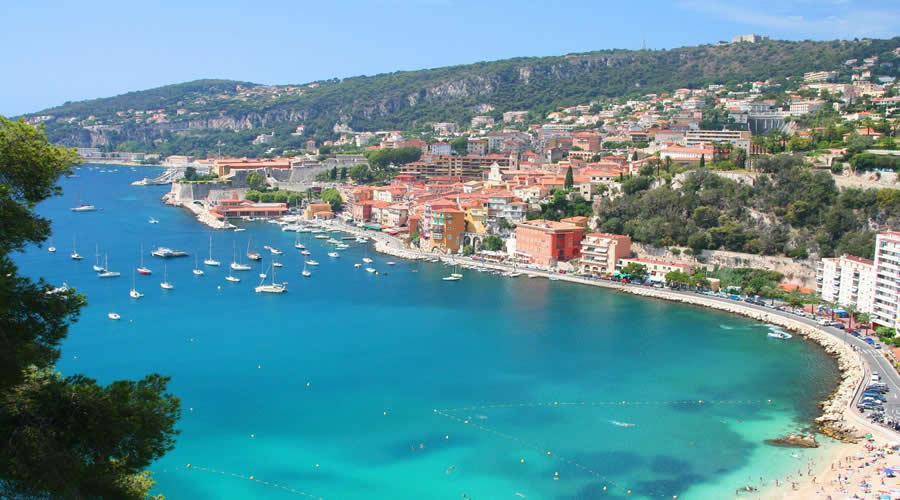 getting from nice to monaco