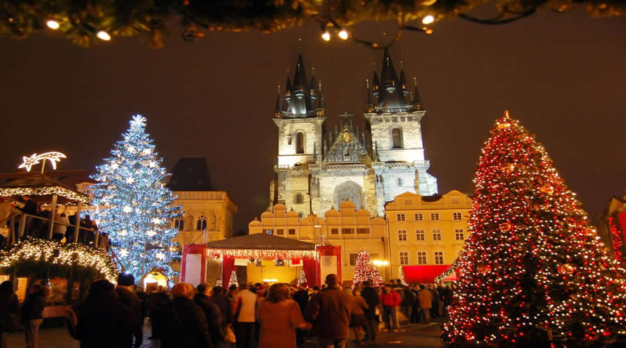 Prague & Budapest Christmas Markets City Break