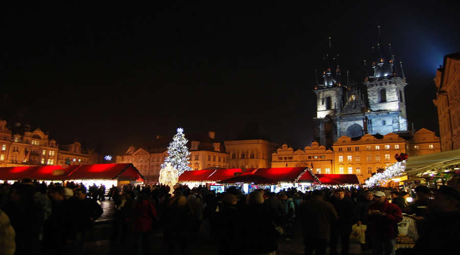 Prague & Budapest Christmas Markets City Break Holiday