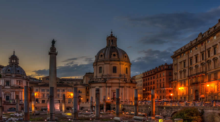 Rome & Paris City Break