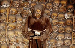 Paris & Rome City Break Crypts & Catacombs Tour