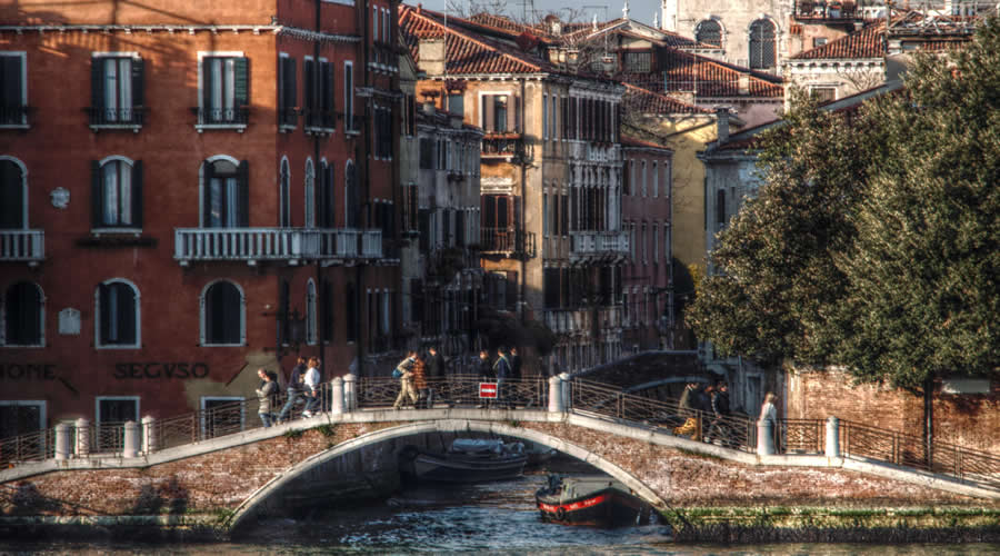 Venice & Rome Holiday