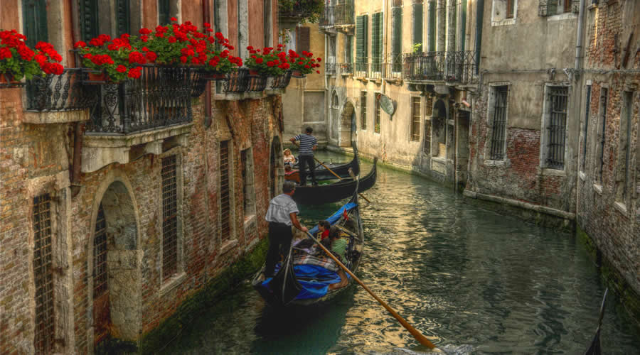 Short City Break to Venice & Rome