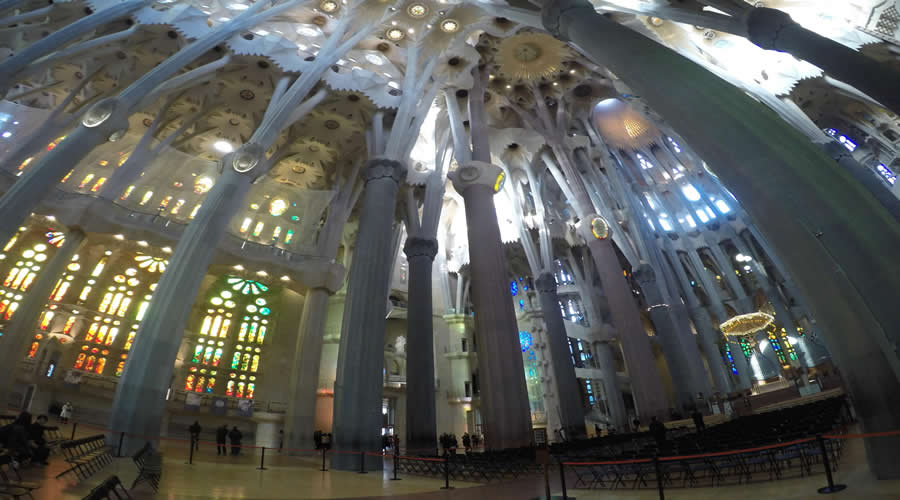 Barcelona & Paris City Break Holiday