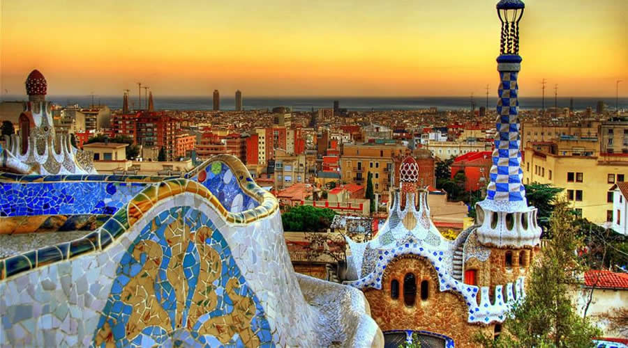 Valencia Barcelona Montpellier Monaco Fly Drive Holiday Holiday