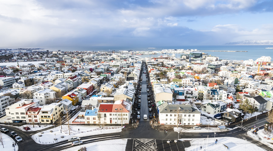 Northern Lights & Iceland City Break Holiday